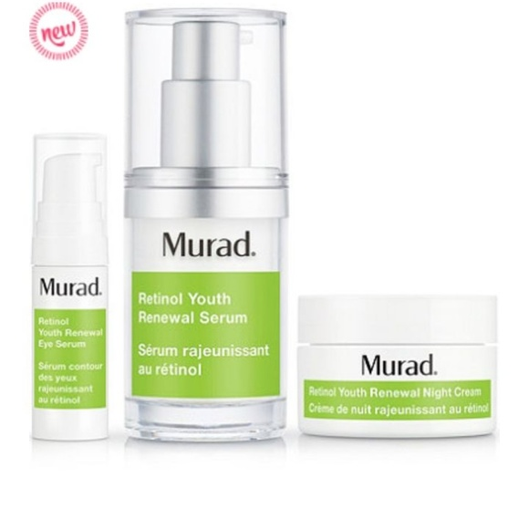 BNIB LE MURAD Retinol Youth Renewal Collection Boutique